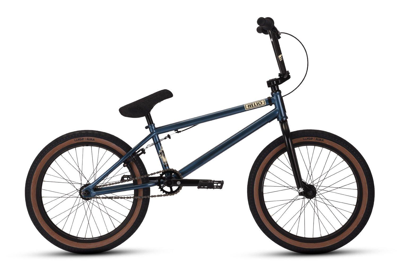 2018 DK Helio Bmx - Blue - Sams BMX